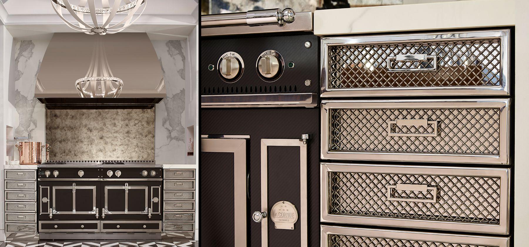 la cornue gallery. Black Bedroom Furniture Sets. Home Design Ideas