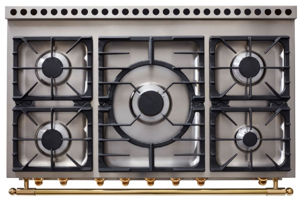 110 Cooktop Configuration
