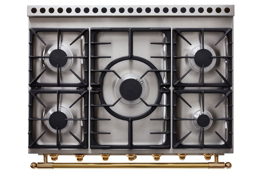 90 Cooktop Configuration